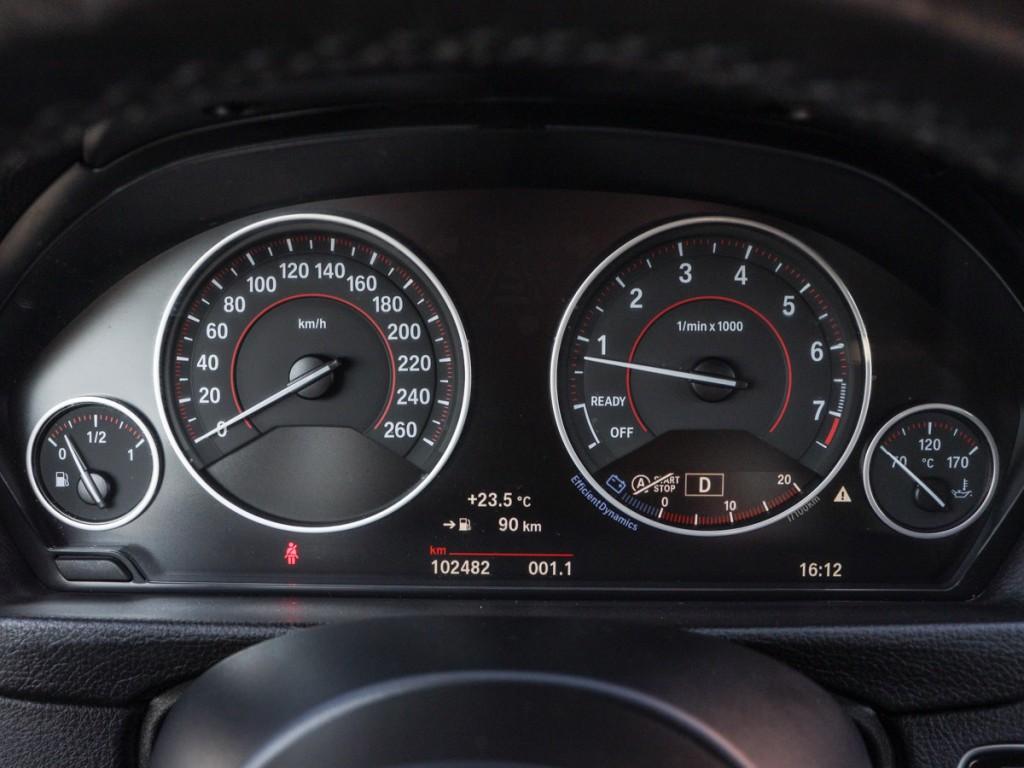 2016 BMW 4-Series Gran Coupe 435i XDrive 3.0-L V-6 DOHC 24V AWD