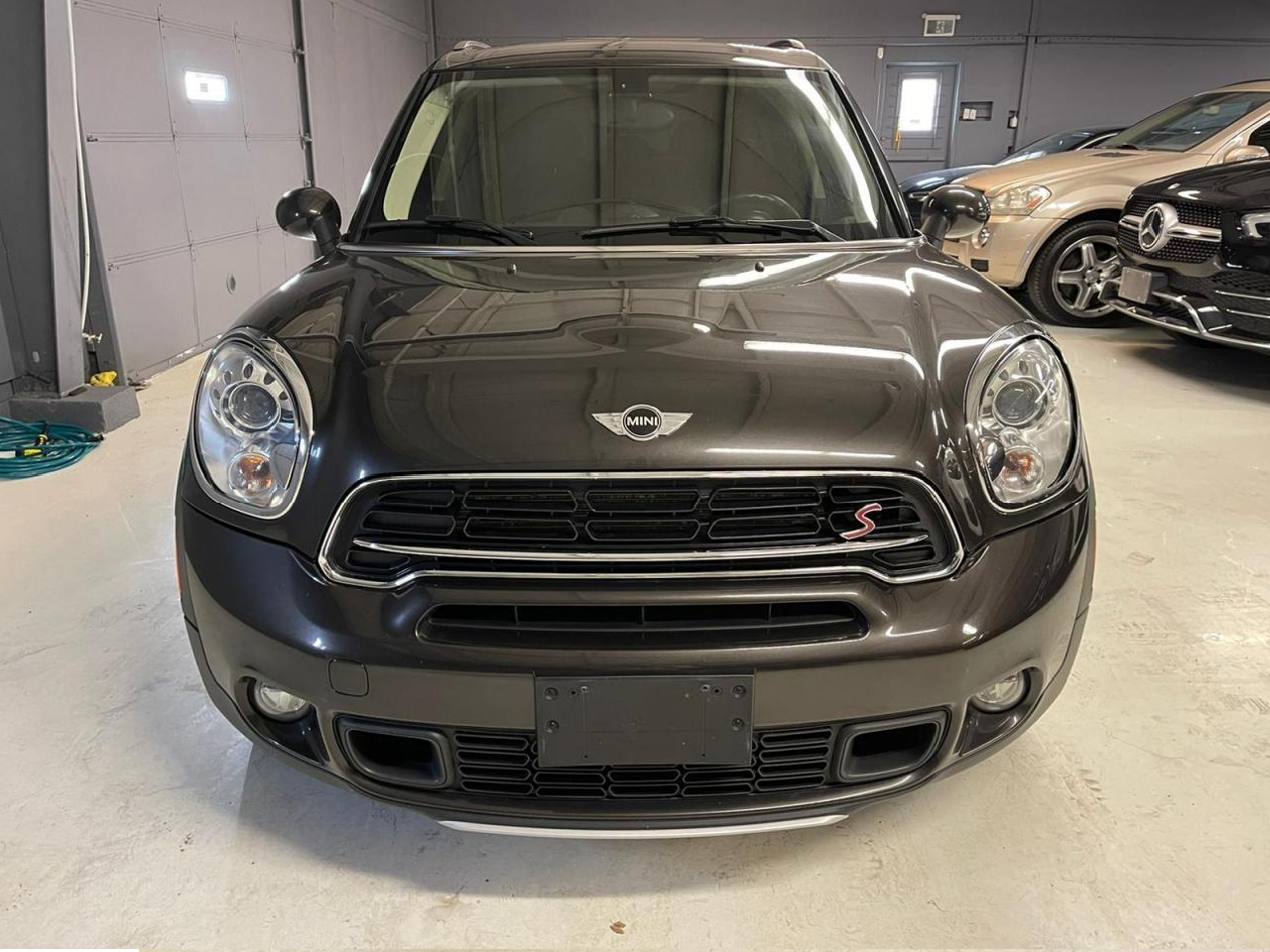 2016 Mini Countryman S ALL4 1.6-L L-4 DOHC 16V Turbo AWD