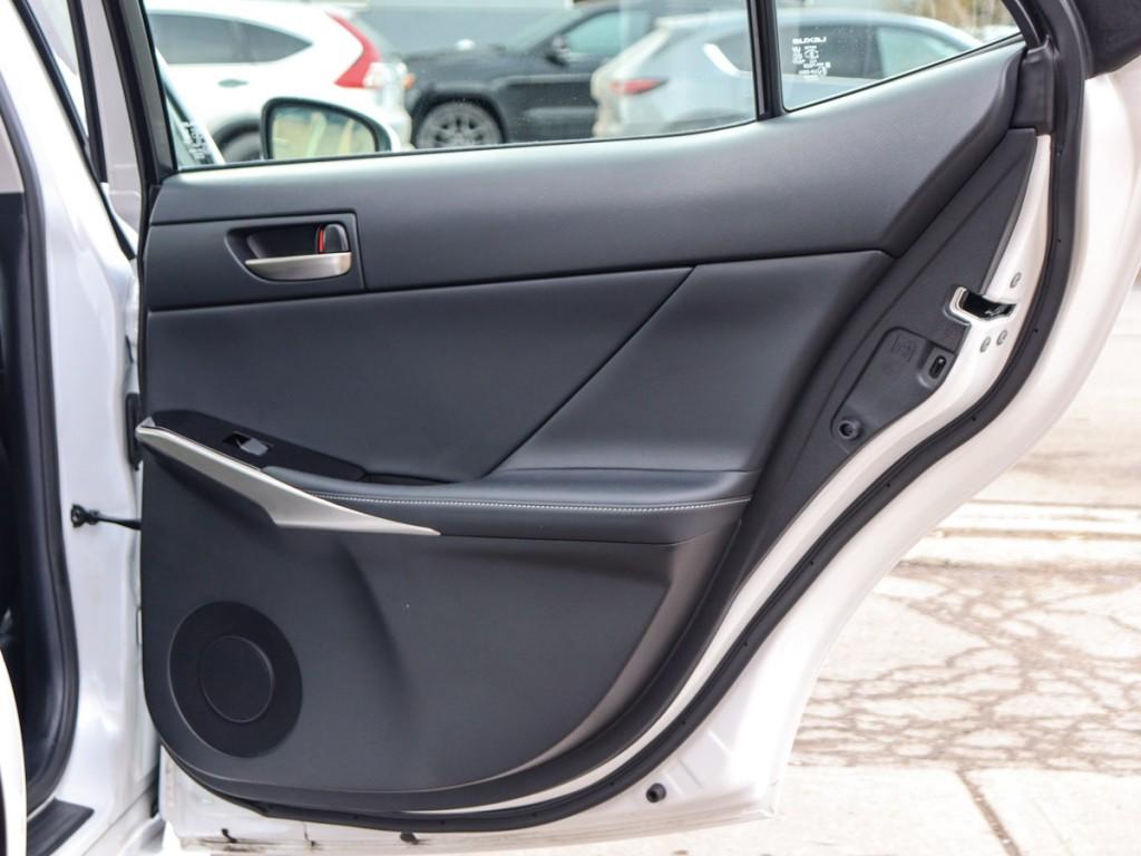 2019 Lexus IS 300 3.5-L V-6 24V DOHC Rear-Wheel Drive