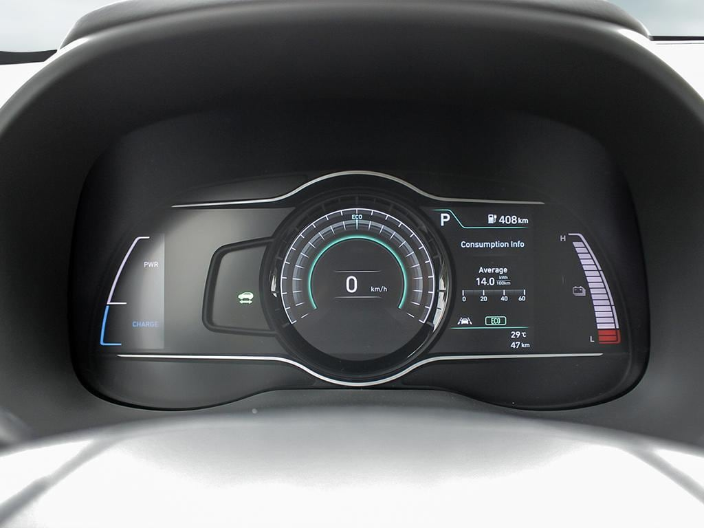 2021 Hyundai Kona EV SEL Electric FWD