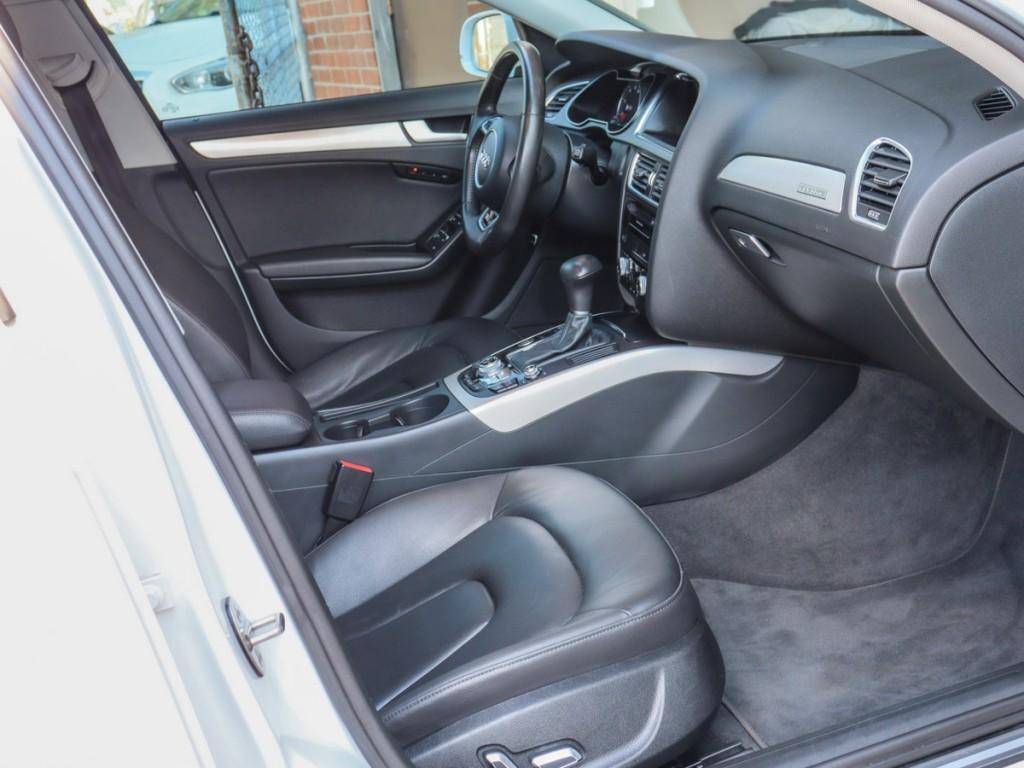 2015 Audi A4 Tiptronic 2.0-L L-4 DOHC 16V Turbo AWD