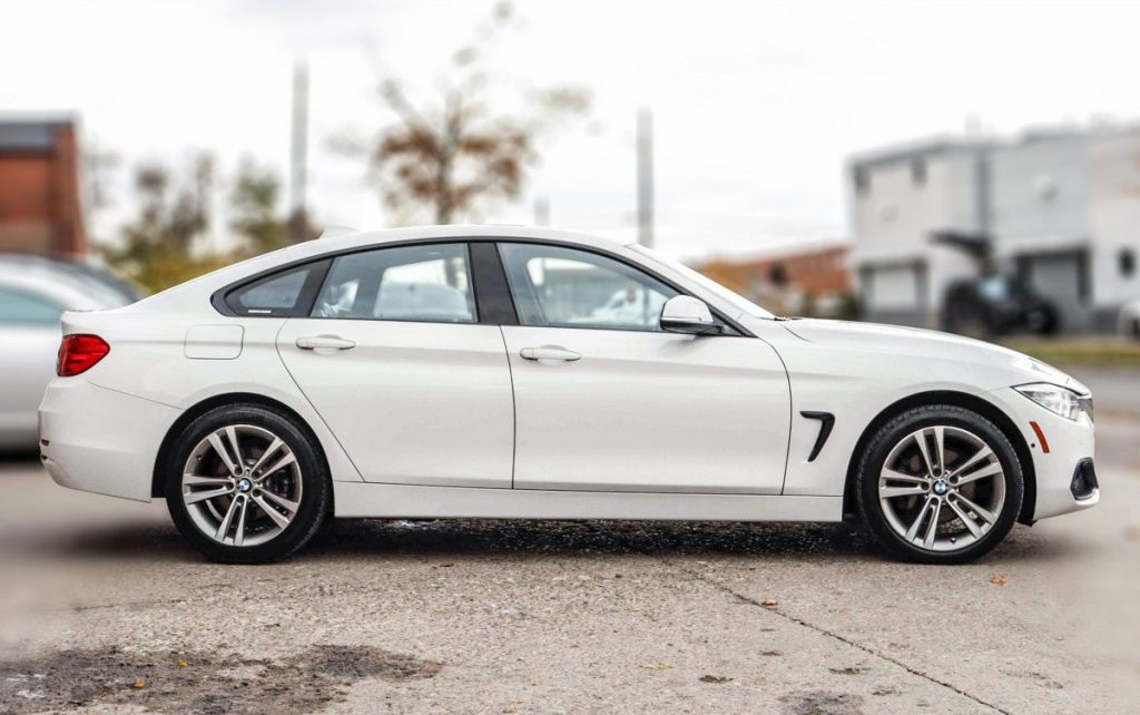 2017 BMW 4-Series Gran Coupe 430i XDrive 2.0-L L-4 DOHC 16V AWD