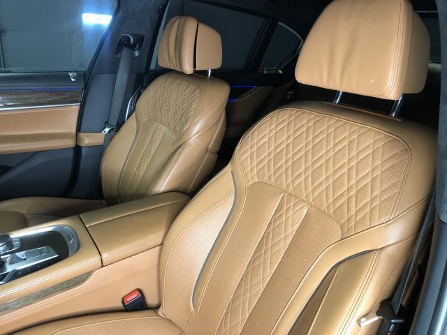 2016 BMW 7-Series 750i XDrive 4.4-L V-8 DOHC 32V AWD