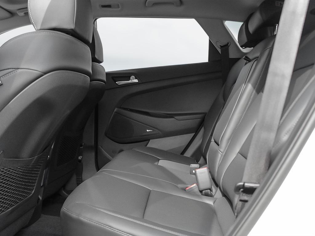 2021 Hyundai Tucson Limited 2.0-L L-4 DOHC 16V AWD