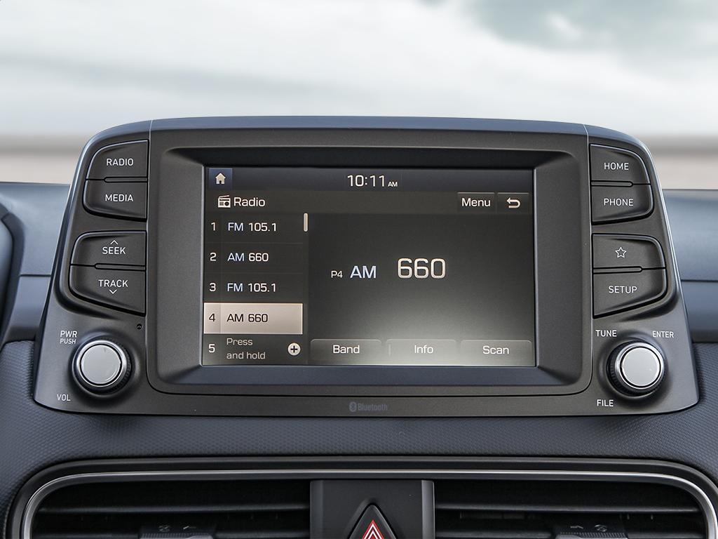 2021 Hyundai Kona SEL 2.0-L L-4 DOHC 16V FWD