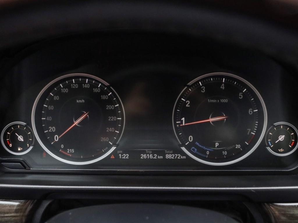 2016 BMW 5-Series 528i XDrive 3.0-L L-6 DOHC 24V AWD