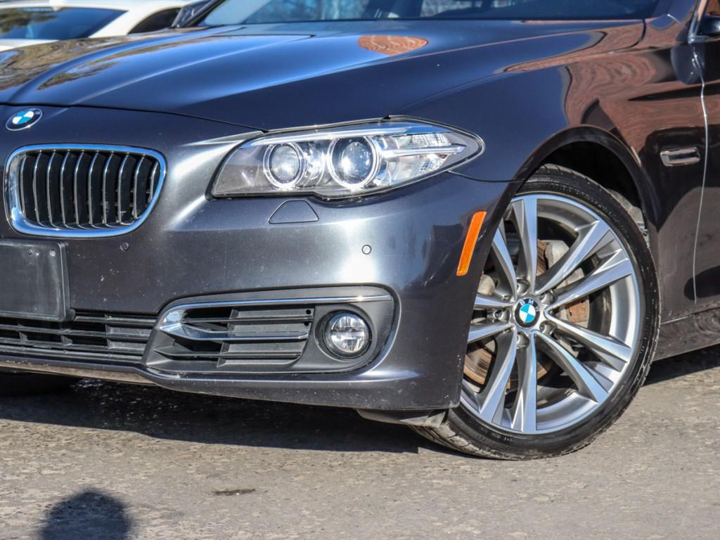 2016 BMW 5-Series 535d XDrive 3.0-L L-6 DOHC 24V Diesel AWD