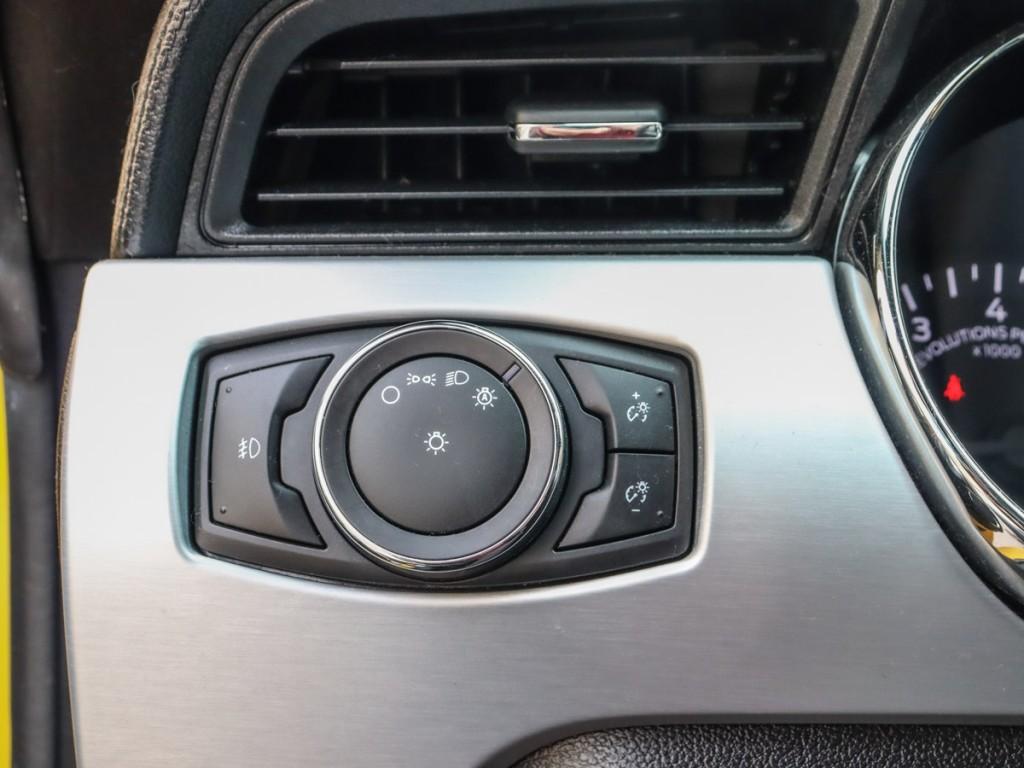 2017 FORD Mustang EcoBoost Premium 2.3-L L-4 DOHC 16V Rear-Wheel Drive