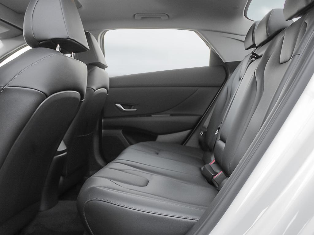 2021 Hyundai Elantra SEL 1.6-L L-4 DOHC 16V FWD