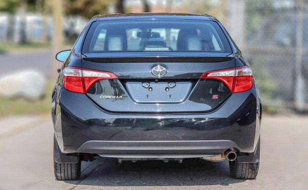 2016 Toyota Corolla L 1.8-L L-4 DOHC 16V FWD