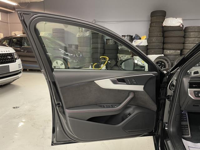 2018 Audi S4 Premium Plus 3.0-L V-6 DOHC 24V AWD