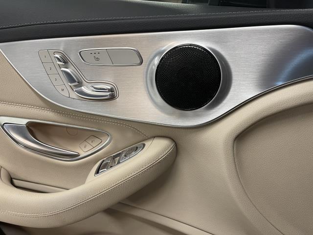 2017 Mercedes-Benz C-Class C300 4MATIC 2.0-L L-4 DOHC 16V Turbo AWD