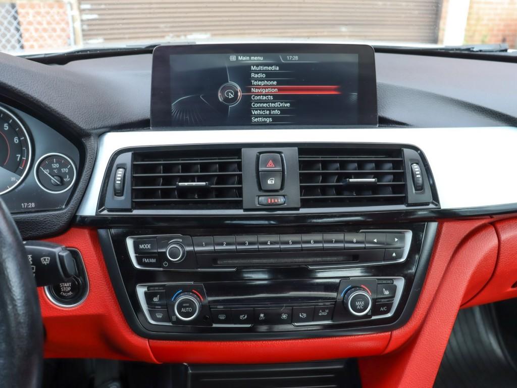 2016 BMW 4-Series 428i XDrive 2.0-L L-4 DOHC 16V AWD