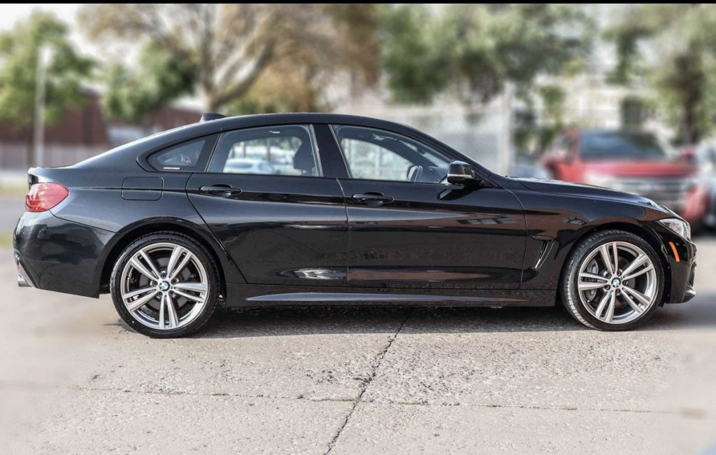 2016 BMW 4-Series Gran Coupe 435i XDrive 3.0-L V-6 DOHC 24V AWD