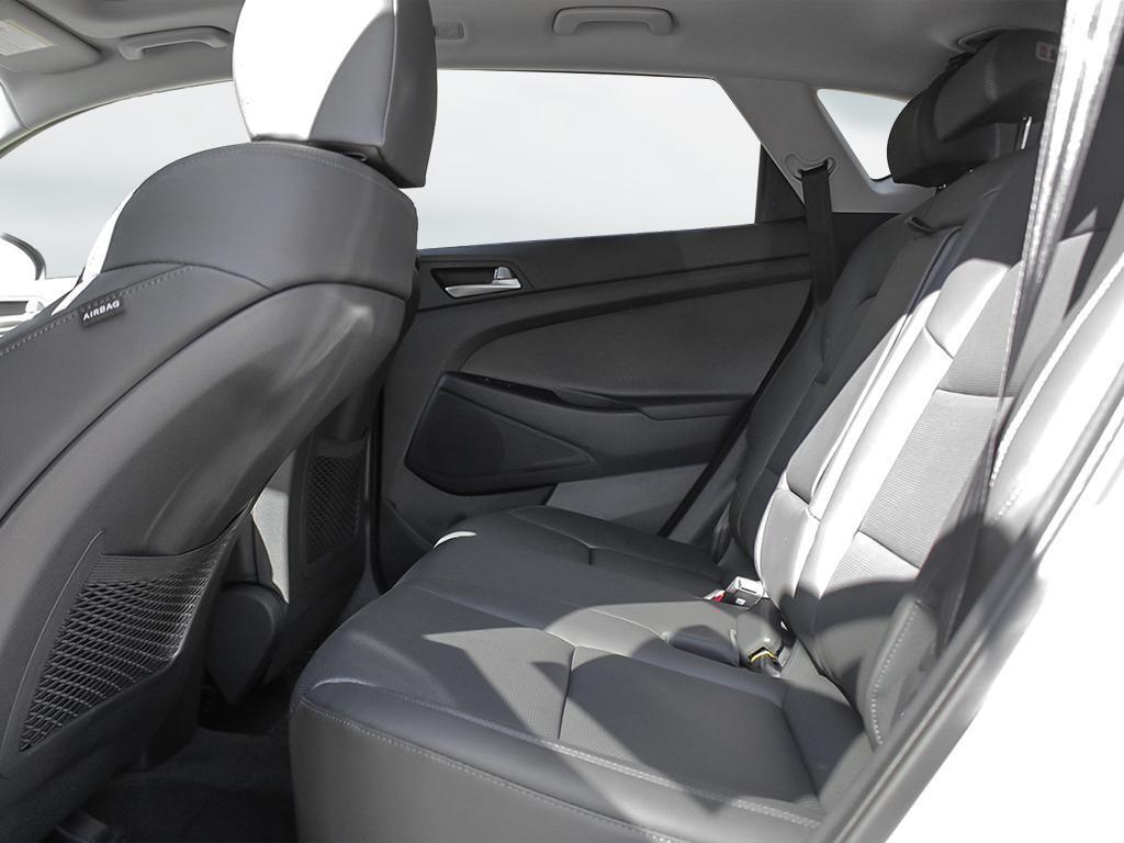 2021 Hyundai Tucson Limited 2.4-L L-4 DOHC 16V AWD