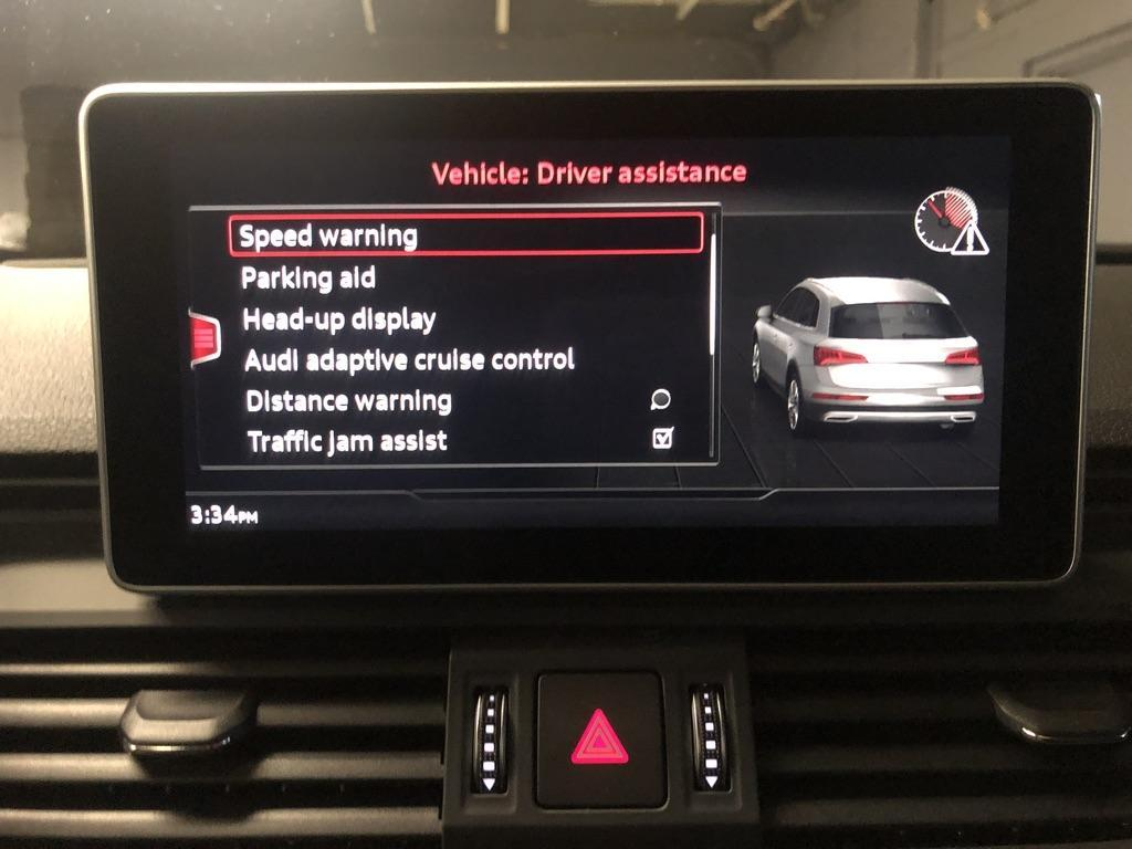 2018 Audi SQ5 Prestige 3.0-L V-6 DOHC 24V AWD