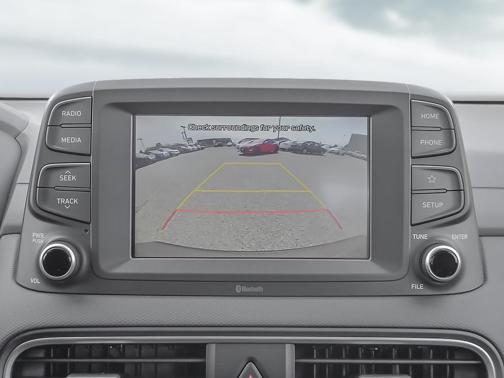 2021 Hyundai Kona