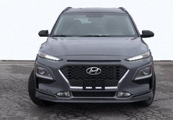 2021 Hyundai Kona Limited 1.6-L L-4 DOHC 16V Turbo AWD