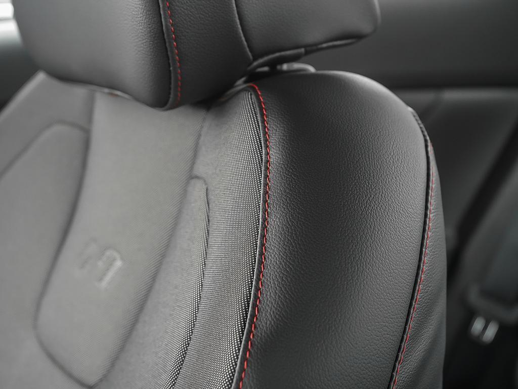 2021 Hyundai Elantra N Line 1.6-L L-4 DOHC 16V FWD