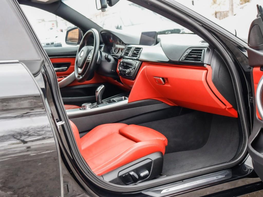 2016 BMW 4-Series Gran Coupe 428i XDrive 2.0-L L-4 DOHC 16V AWD