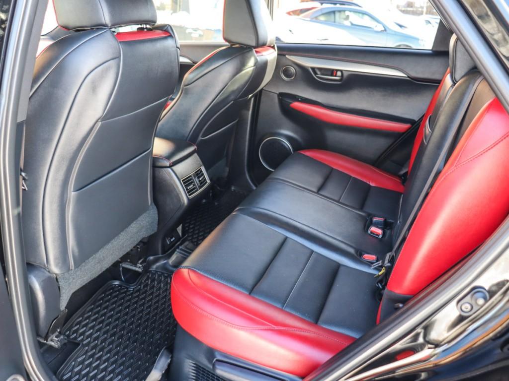 2019 Lexus NX 300 Base 2.0-L L-4 DOHC 16V FWD