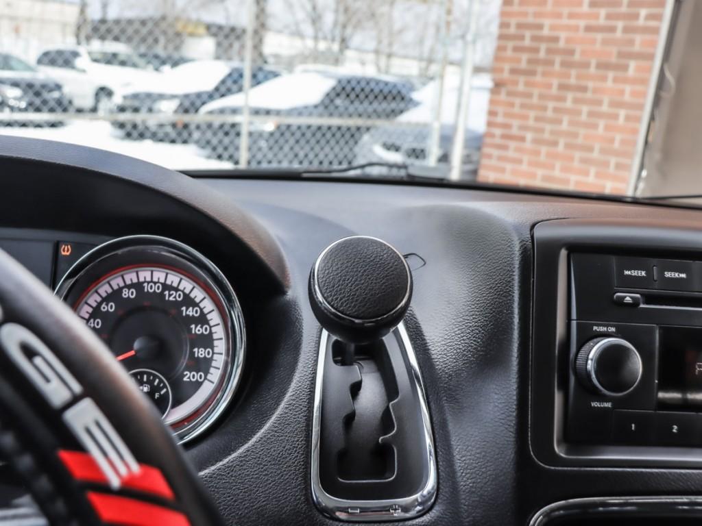 2017 Dodge Grand Caravan SE 3.6-L V-6 DOHC 24V FWD