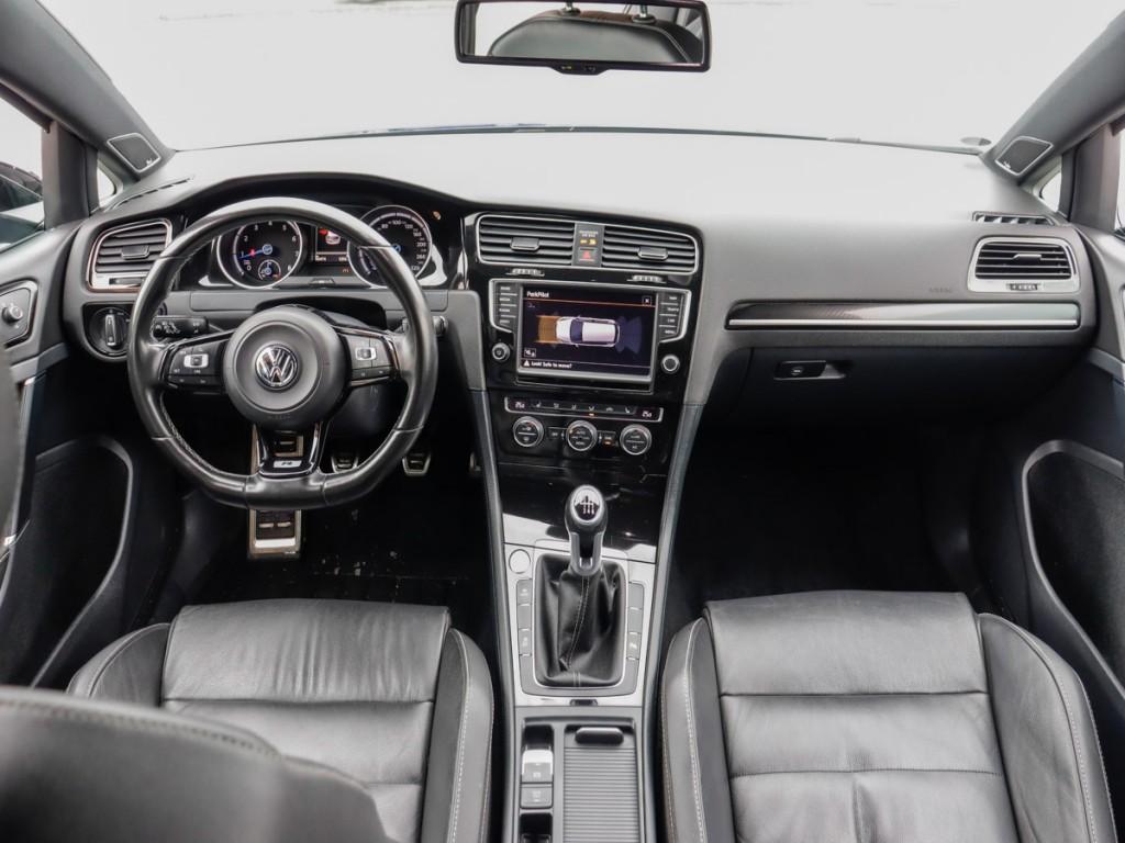 2016 Volkswagen Golf R Base 2.0-L L-4 AWD