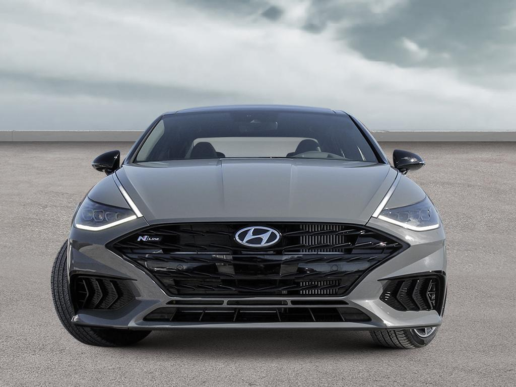 2021 Hyundai Sonata N Line 2.5-L L-4 DOHC 16V FWD