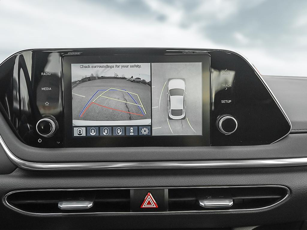 2021 Hyundai Sonata SEL 2.4-L L-4 DOHC 16V FWD