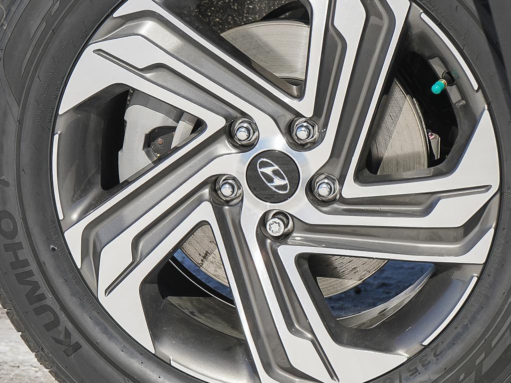 2021 Hyundai Santa Fe SEL AWC 2.5-L L-4 DOHC 16V AWD