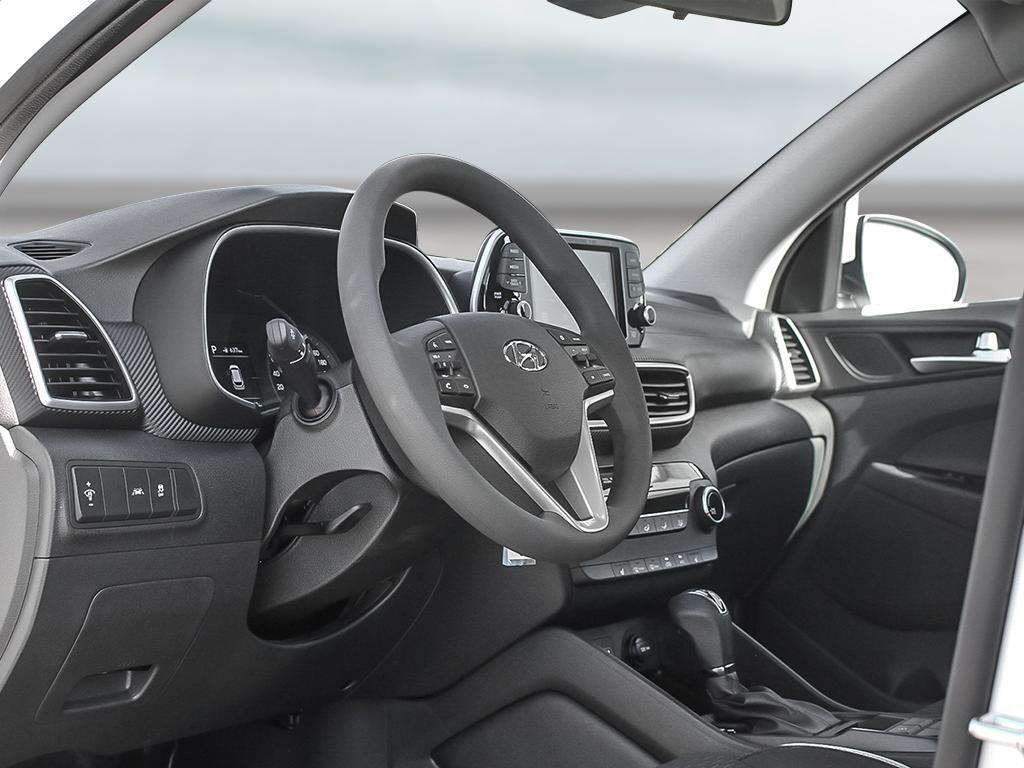2021 Hyundai Tucson SE 2.0-L L-4 DOHC 16V FWD