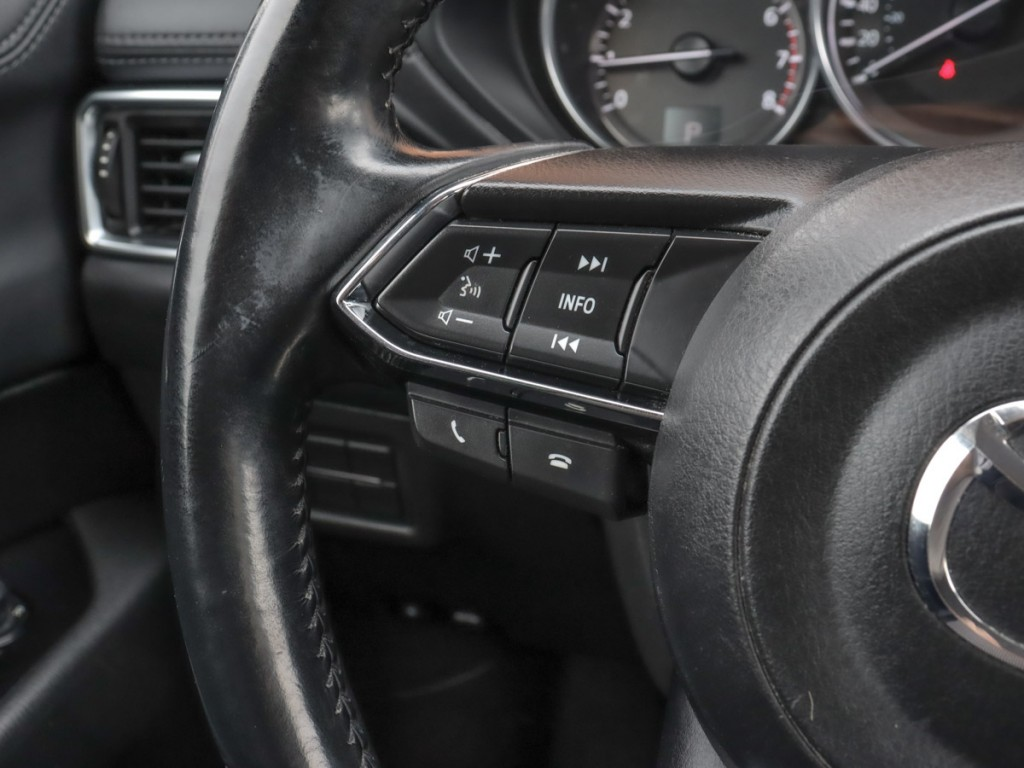 2017 Mazda CX-5 Touring 2.5-L L-4 DOHC 16V AWD