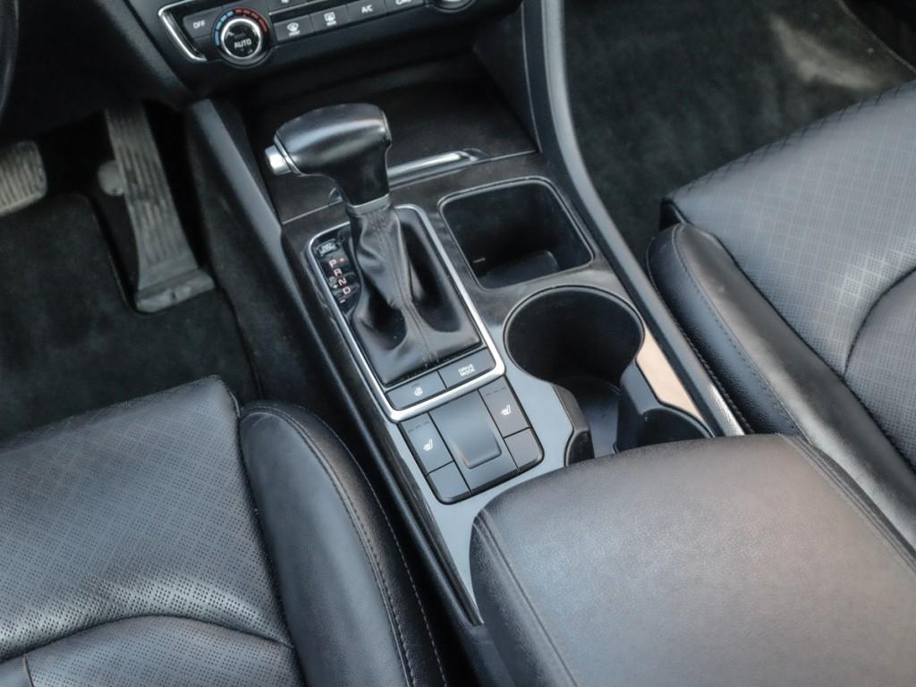 2017 KIA Optima EX 2.4-L L-4 DOHC 16V FWD