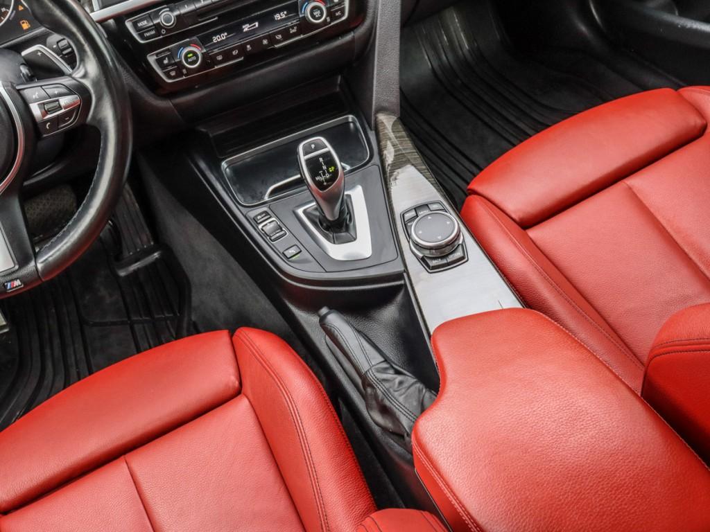 2016 BMW 3-Series 340i XDrive 3.0-L L-6 DOHC 24V AWD
