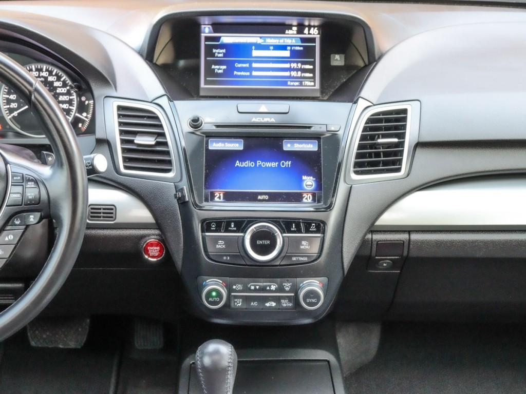 2017 Acura RDX Advance Package 3.5-L V-6 DOHC 24V AWD