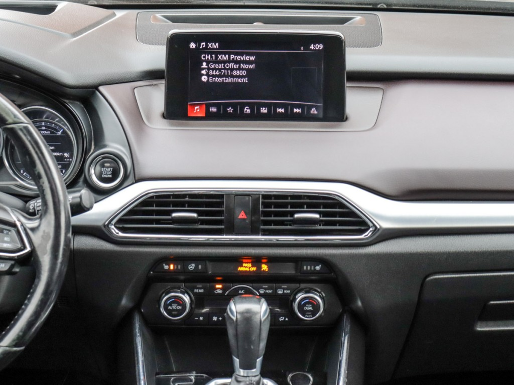 2017 Mazda CX-9 Grand Touring 2.5-L L-4 DOHC 16V AWD