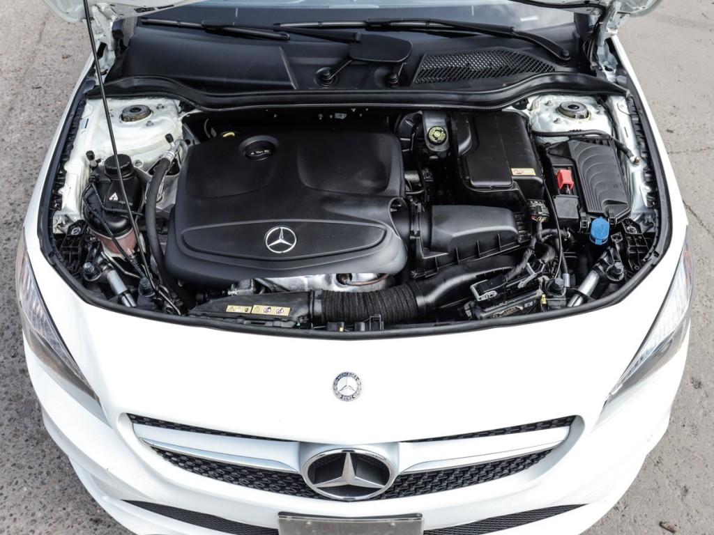 2015 Mercedes-Benz CLA-Class CLA250 4MATIC 2.0-L L-4 DOHC 16V AWD