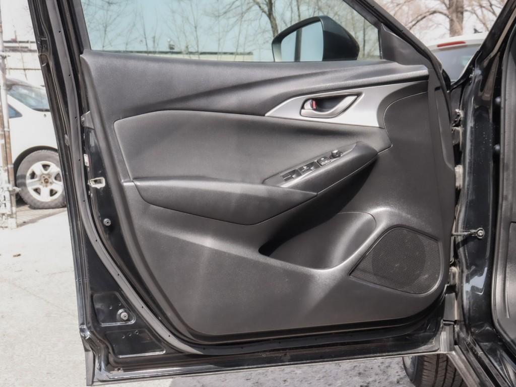 2018 Mazda CX-3 Touring 2.0-L L-4 DOHC 16V FWD