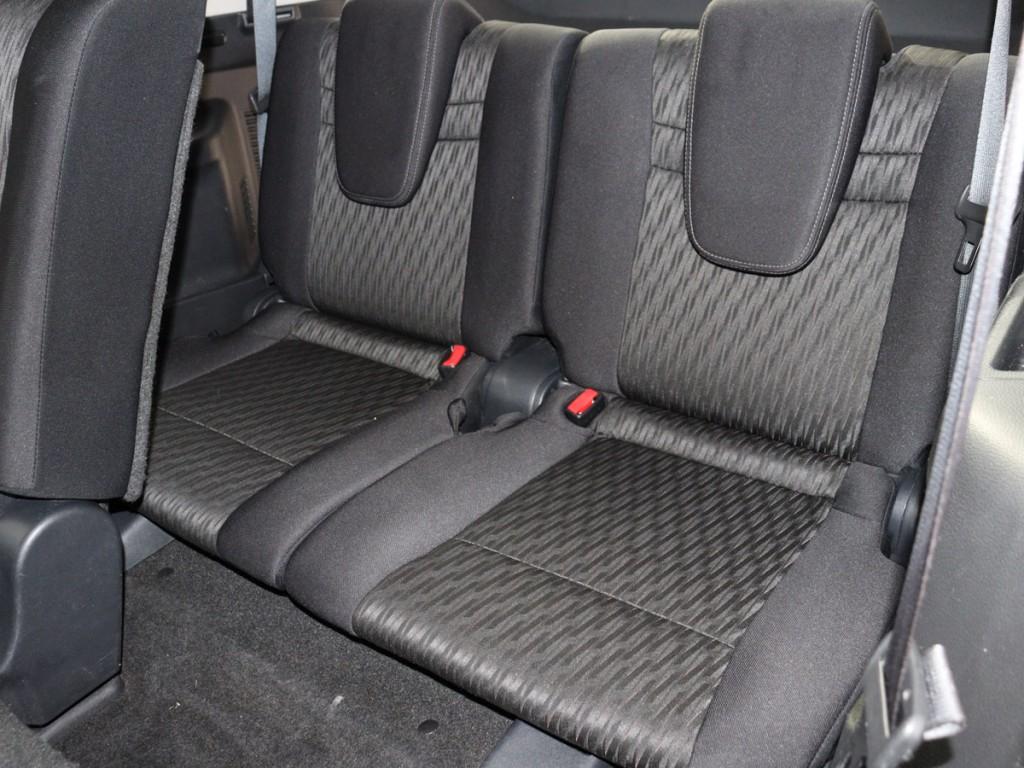 2017 Nissan Rogue S 2.5-L L-4 DOHC 16V AWD