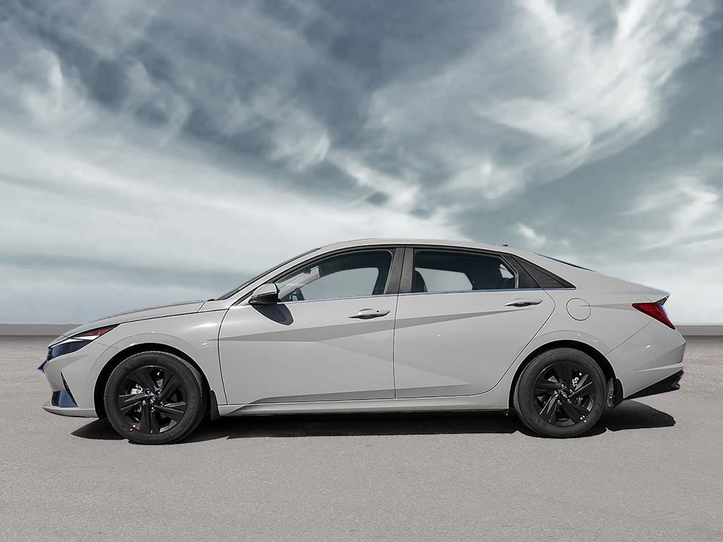 2021 Hyundai Elantra HEV 104-hp, 1.6-L I-4 FWD