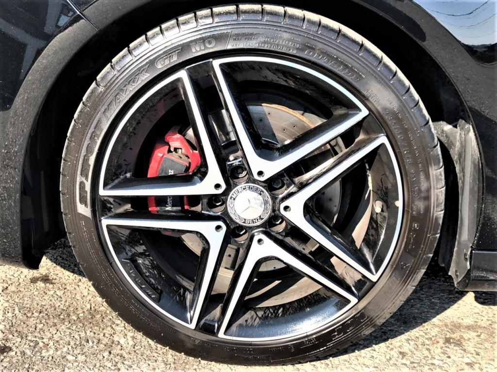 2017 Mercedes-Benz CLA-Class CLA250 4MATIC 2.0-L L-4 DOHC 16V AWD