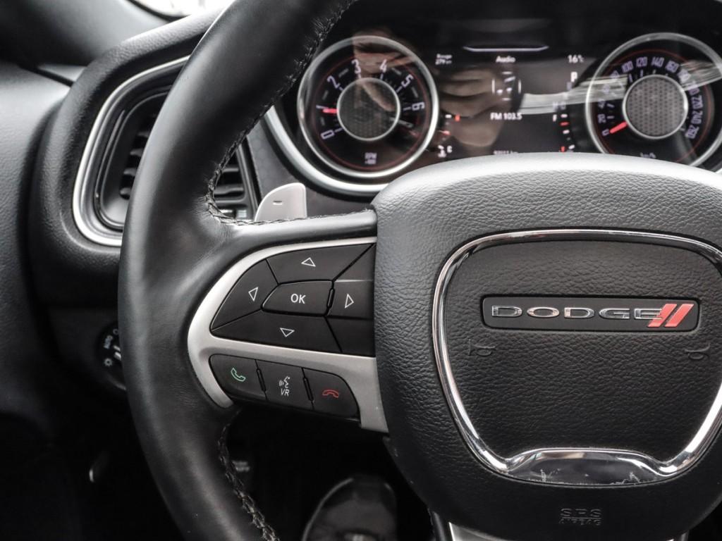 2015 Dodge Challenger SXT Plus 3.6-L V-6 DOHC 24V Rear-Wheel Drive
